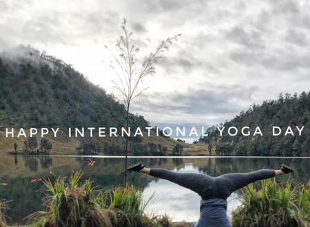 Giornata Internazionale dello Yoga 2018