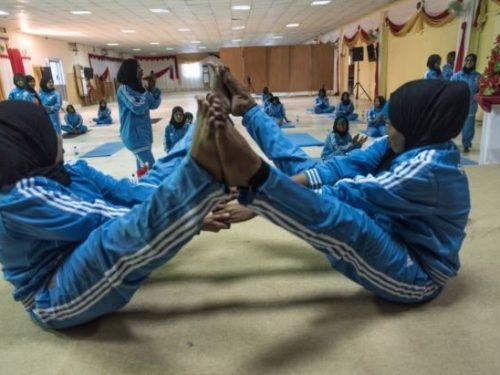 Lo Yoga in Somalia