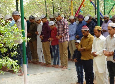 Musulmani e Sikh si uniscono presso il Gobind Sadan Institute