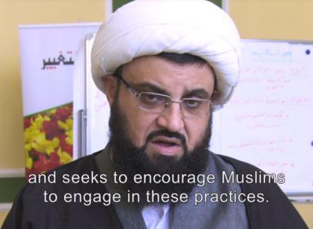 Religiosi sciiti iracheni incoraggiano lo yoga – Video e foto