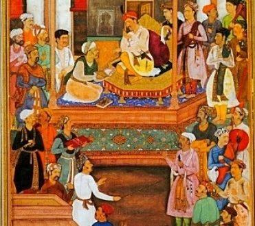 L'ode di Akbar a Ram e Sita