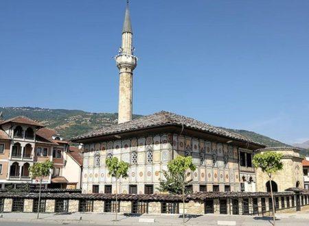 La moschea Sarena di Tetovo (Macedonia), un modello decorativo – Video