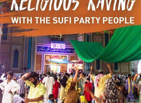 La danza (raqs) è permessa nell'Islam