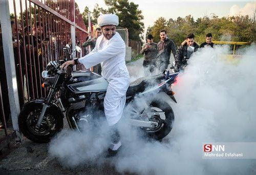 Il Mollah motociclista